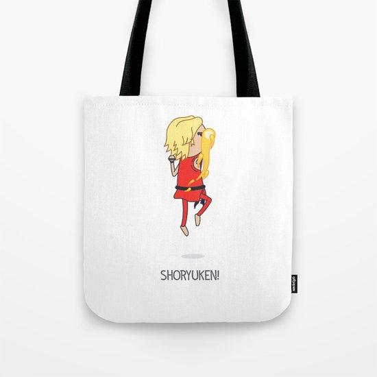 Shoryuken! Tote Bag