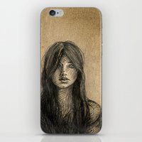 Miranda iPhone & iPod Skin