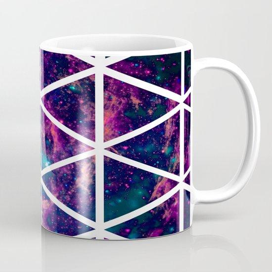 GALAXY TRIANGLES Mug