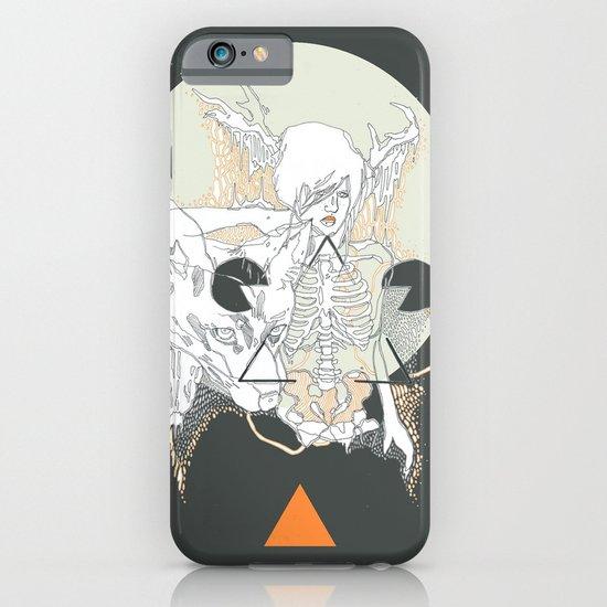 moon stone iPhone & iPod Case