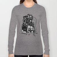 Boombox Long Sleeve T-shirt