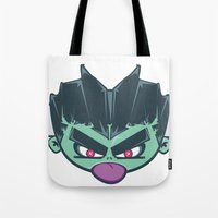 El Demon Tote Bag