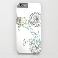 Summer Bicycle iPhone 6 Slim Case