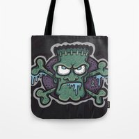 TURN THE CRANK, IT'S TIME FOR FRANK! Tote Bag