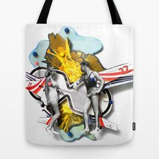 Speed Date | Collage Tote Bag