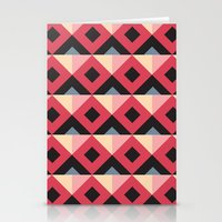 MRABA pattern 5 Stationery Cards