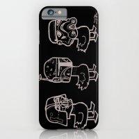 Star Wars Ducks  iPhone 6 Slim Case
