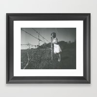 Searching for You Framed Art Print