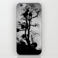 Deep Into That Darkness iPhone & iPod Skin