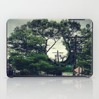 Weather The Storm iPad Case