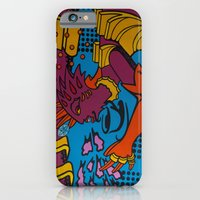 iPhone Cases featuring SMAUGS WIDOW so she says... by Stefan Stettner