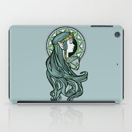 Zelda Nouveau iPad Case