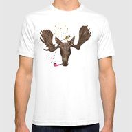 T-shirt featuring Moose II by Dogooder