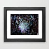 R A M B O Y Framed Art Print