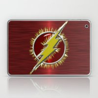 Electrified Flash Laptop & iPad Skin