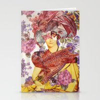 MADAME DEVAUCAY Stationery Cards