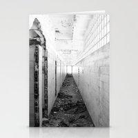 Abandoned factory Rybnik, Poland Stationery Cards