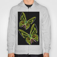 Fractal Wire Flame Butte… Hoody