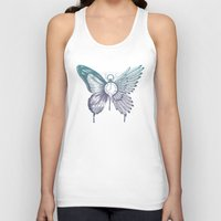 Metamorph  Unisex Tank Top