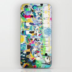 In the Light of Love, Mantras iPhone & iPod Skin