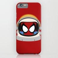 Spidey-Naut iPhone 6 Slim Case