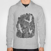 Ecotone (black & white) Hoody