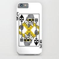 Dead King Card iPhone 6 Slim Case