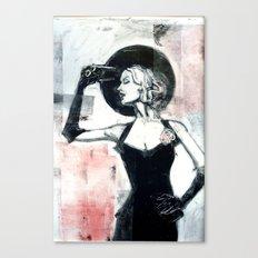 1950s Canvas Print