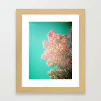 So Long September v1 Framed Art Print