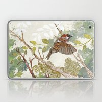 Flying Away Laptop & iPad Skin