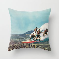 Of Course Throw Pillow