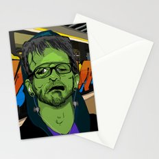 Hip Frankenstein Stationery Cards