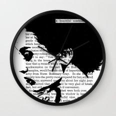 A Beautiful Combination Wall Clock