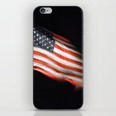 Long may it wave iPhone & iPod Skin