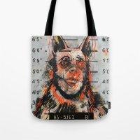 Waldick Dogman Tote Bag