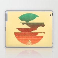 Go West (cycling edition) Laptop & iPad Skin