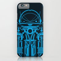 robot iPhone & iPod Cases featuring Robot by Martin Laksman