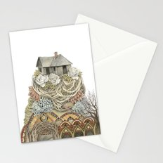 Sweet Home I // Forest Illustration Stationery Cards