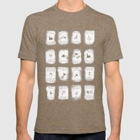 How To Un-build A Coal P… Mens Fitted Tee Tri-Coffee SMALL