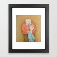 Ghal Dejjem (Forever) Framed Art Print