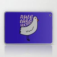 Rule the world Laptop & iPad Skin