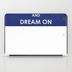 Keep Calm - Inception Poster iPad Case