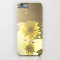 iPhone & iPod Case featuring Yellow Sunshine by Gafoor