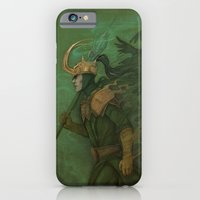 Loki iPhone 6 Slim Case