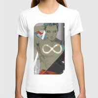 infinity T-shirts featuring Infinity by Cassandra Jean