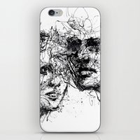 Our Lines, Our Story, It… iPhone & iPod Skin