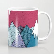 Blue Sky Mountains Mug