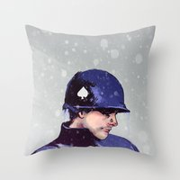 Doc Roe Throw Pillow