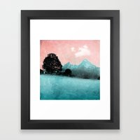 WATZMANN Framed Art Print