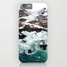 Sea and Mountains iPhone 6 Slim Case